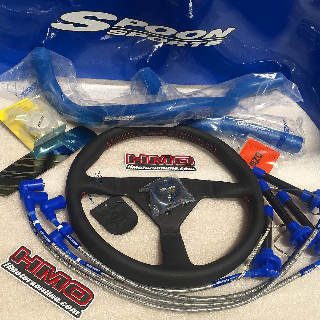 14359569_1799750453637602_1791019066_n spoon sports steering wheels, b series vtec spark plug wire set  at creativeand.co