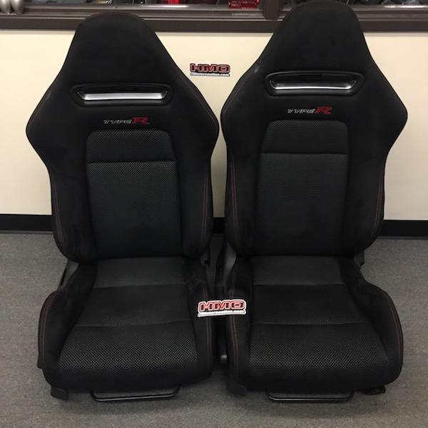 Fd2 Civic Type R Black Recaro Single Passenger Side Seats Hmotorsonline
