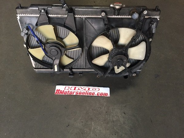 Dc2 Type R Radiator W Fan Hmotorsonline