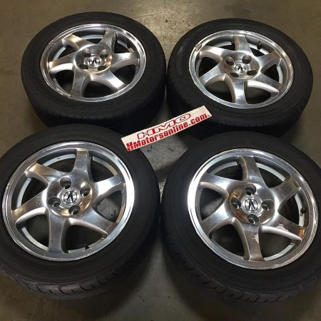 15 Inch Acura Integra 96 GSR Wheels – HMotorsOnline
