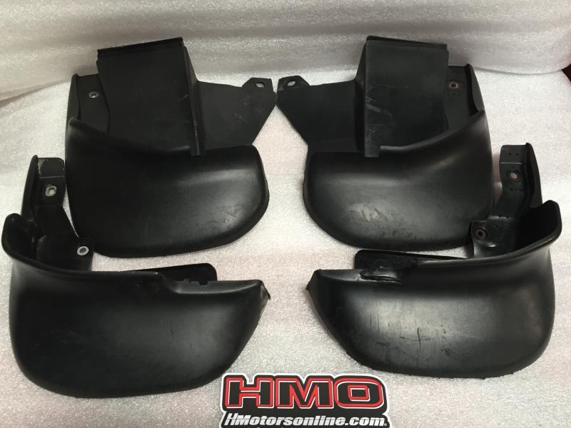 DC2 Integra 2 Door 94-97 Used Mud Guards Set – HMotorsOnline