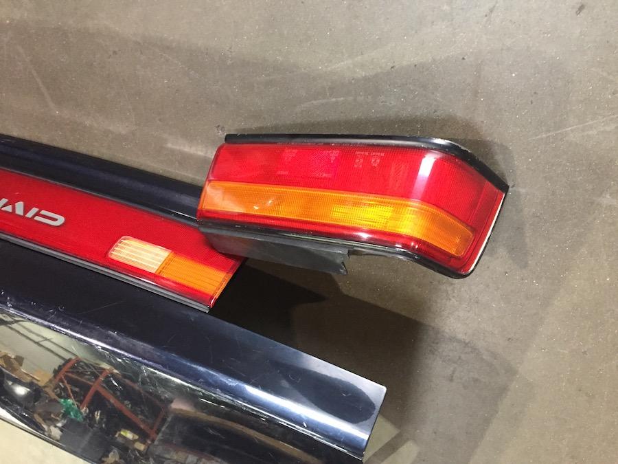 Honda Prelude 2016 >> EF2 Sedan 35mm Rear Trunk w/ Tail Lights – HMotorsOnline