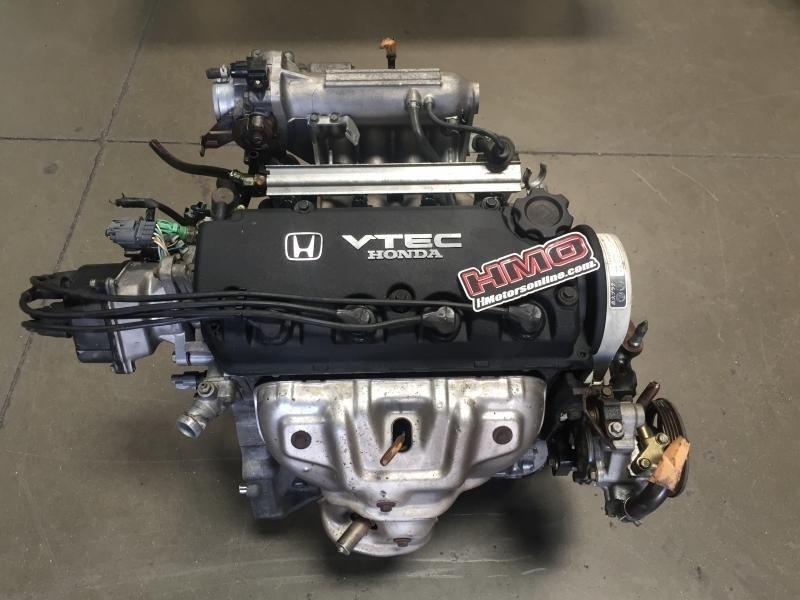 D15b Sohc Vtec Long Block  Item Number 30021   U2013 Hmotorsonline