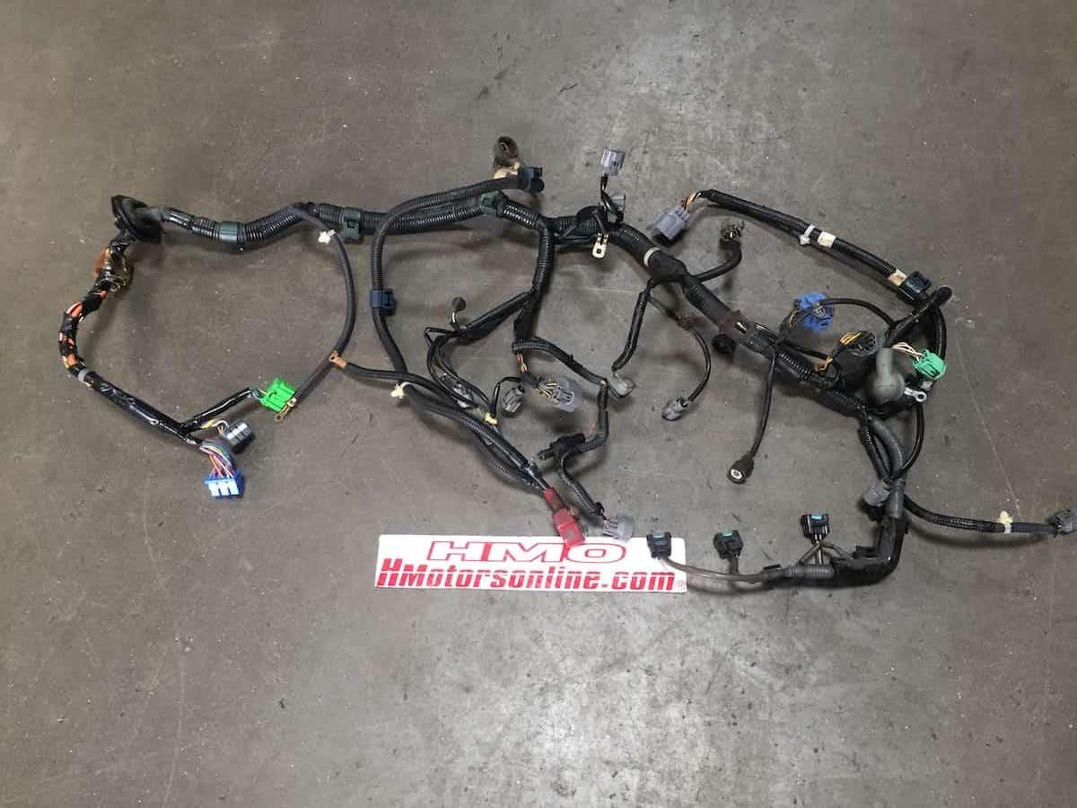 99 00 Civic Si Usdm Engine Harness Hmotorsonline Ek Wiring