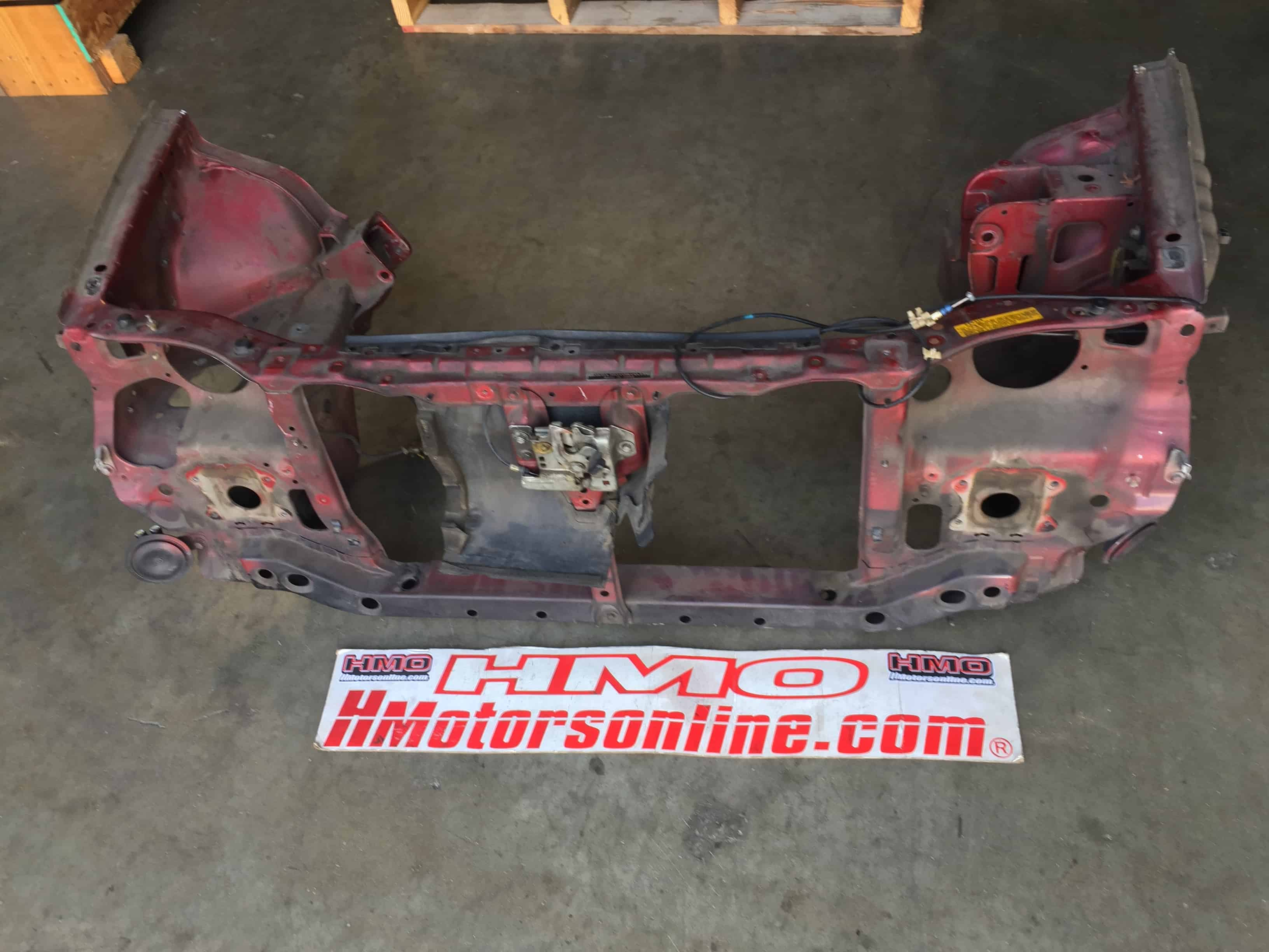 90-93 Acura Integra Front Radiator Support – HMotorsOnline
