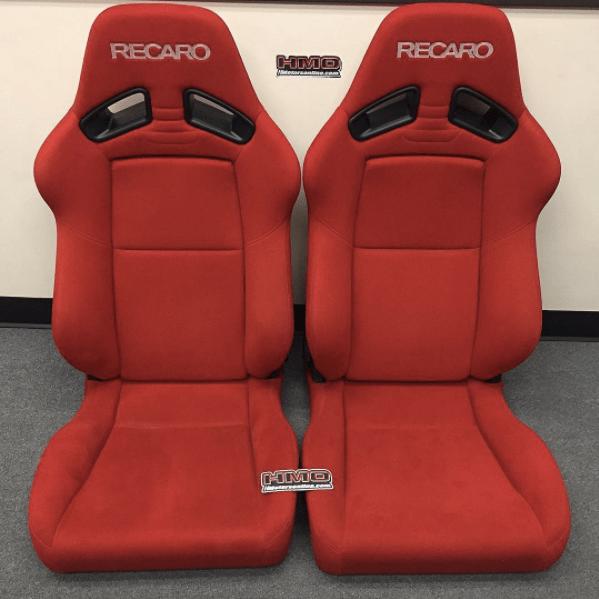 Recaro SR7-KK100 Used Seat Set – HMotorsOnline