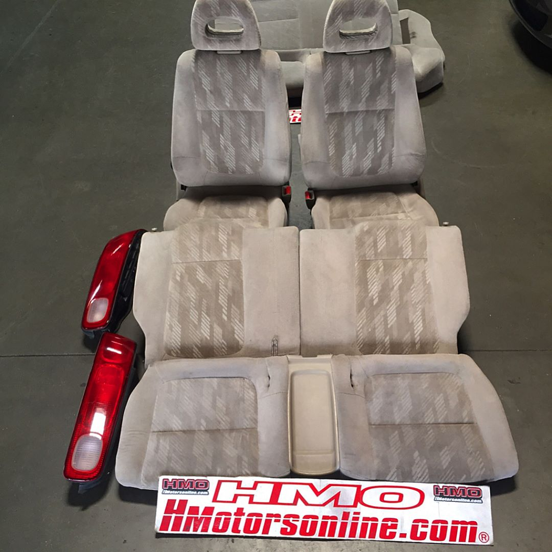 1998 Acura Integra Seat Covers