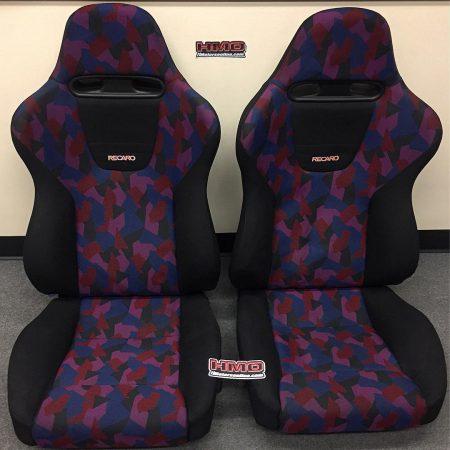 RECARO SPJ Crayola Seat Set