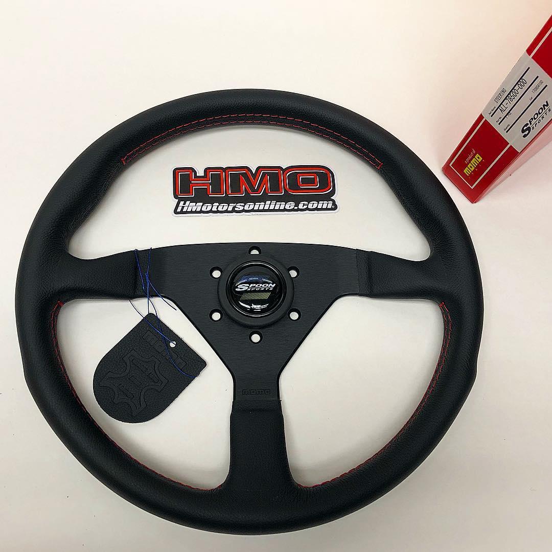 Spoon Sports Steering Wheel Hmotorsonline