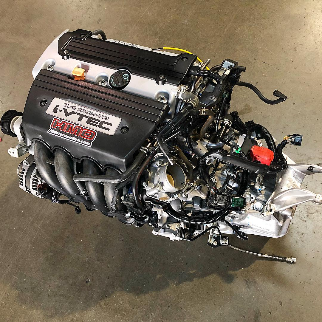 2013 K24Z7 Civic SI Complete Swap with Six Speed LSD Transmission – HMotorsOnline